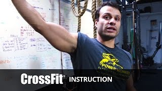 Dave Durante: Bar Muscle-Up Variations