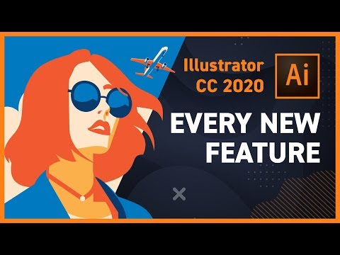 Everything New In Adobe Illustrator CC 2020