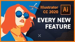Everything New in Ad๐be Illustrator CC 2020