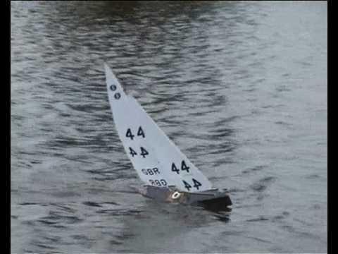Model Yachts International One Metres Racing at Gosport UK