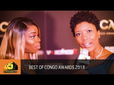 The Best of Congo Awards 2018 #BlackExcellence
