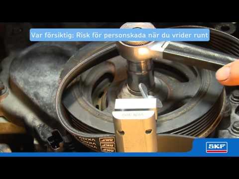 SKF  Monteringsverktyg för töjbar rem - VKN 300 (Swedish)