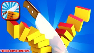Slice It All! - Gameplay All Levels (Android,iOS) #1 screenshot 5