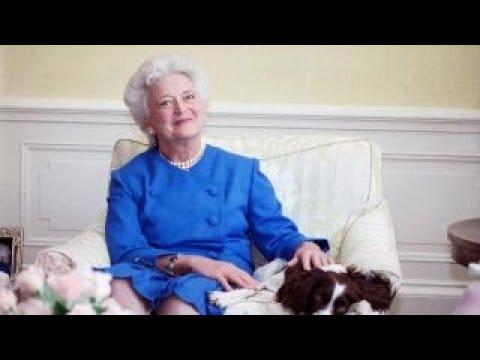 Barbara Bush's public service behind the scenes