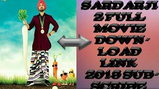 How to download sardarji and sardarji 2 link