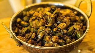 ५ मिनट मे बनाये भिंडी की स्वादिष्ट सब्ज़ी | सबसे टेस्टी भिंडी मसाला रेसिपी इन हिंदी | Bhindi Ki Sabzi