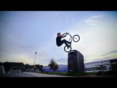 ASH FINLAY BMX EDIT 2018