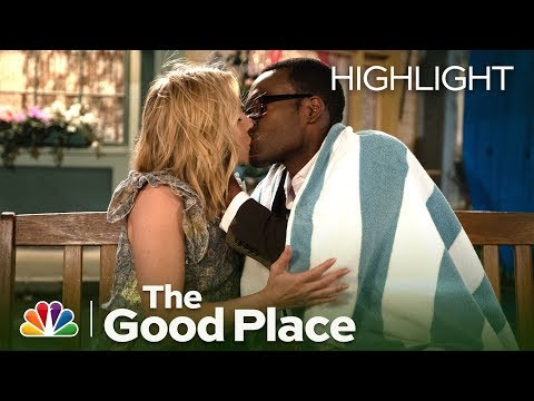 The Moment Eleanor Fell For Chidi - The Good Place (Episode Highlight)