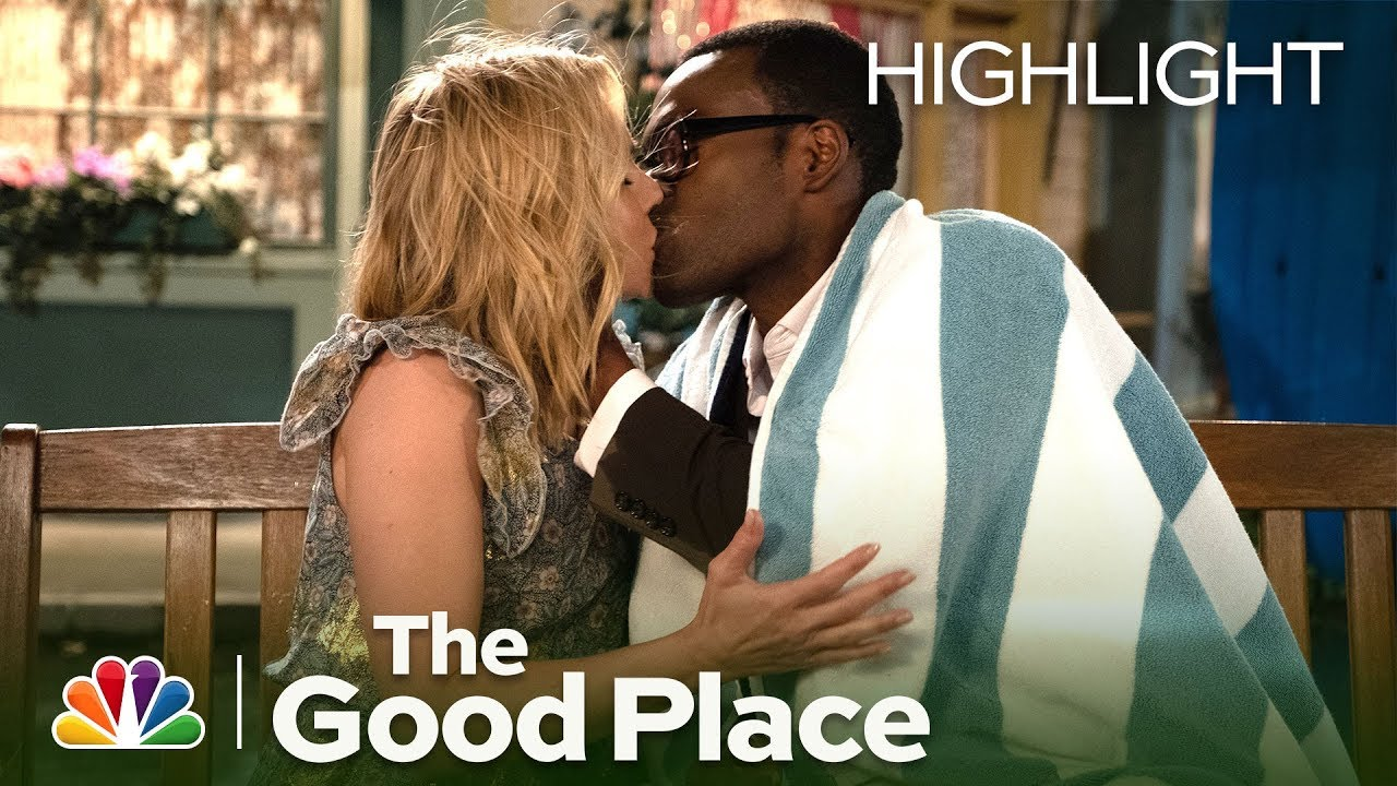 Download The Moment Eleanor Fell for Chidi - The Good Place (Episode Highlight)
