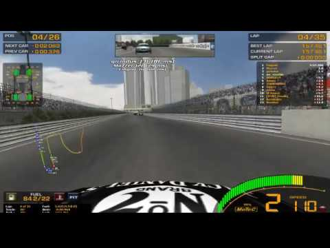 GTR 2 Events : V8 Supercars @ Detroit