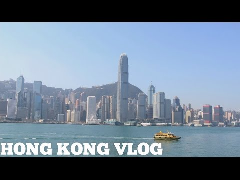 TRAVEL VLOG : HONG KONG QUARTIER DE KOWLOON PART  1/4