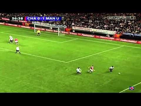 Cristiano Ronaldo Vs Charlton Athletic Away (English Commentary) - 06-07 By CrixRonnie