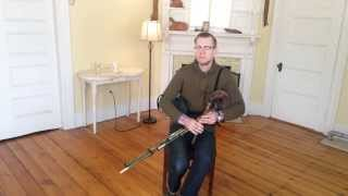 Five Drone Border Pipes - Will Woodson