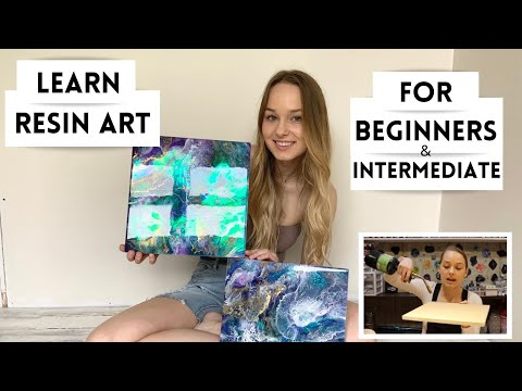 Learn How to do Resin Art! A Detailed Course from YouTube · Duration:  6 minutes 9 seconds