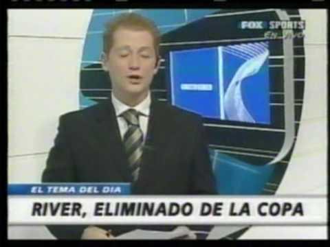 Caracas FC 3-1 River Plate. Fox Sports Noticias.