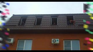видео Как сделать крышу на балконе: инструкция и рекомендации специалистов
