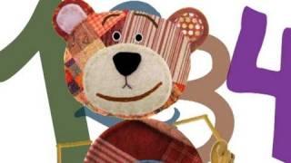 Números, aprender espanhol através da música para crianças