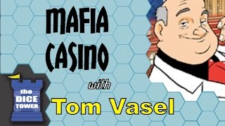 Mafia Casino Review - with Tom Vasel