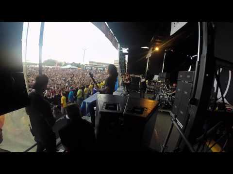 Of Mice & Men - Public Service Announcement - LIVE @ Warped Tour