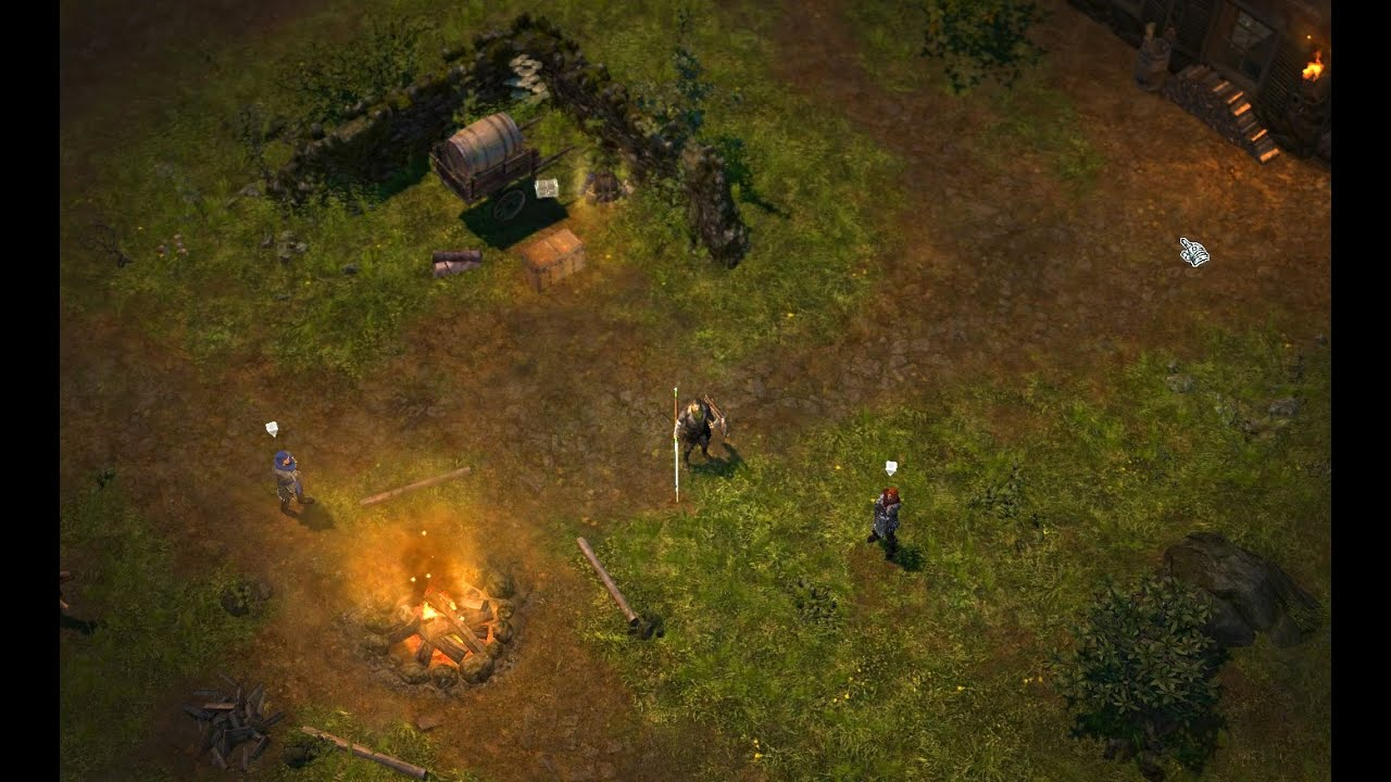 Diablo 2 Remaster With Grim Dawn Engine Youtube