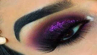 Simple smokey Eye Makeup || Eye Makeup Tutorials || 2  ||