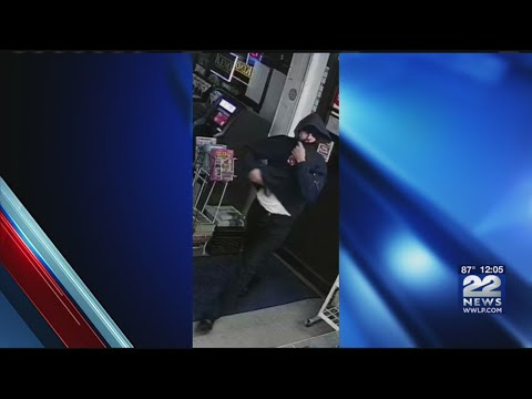 West Springfield police looking to identify armed robbery suspect