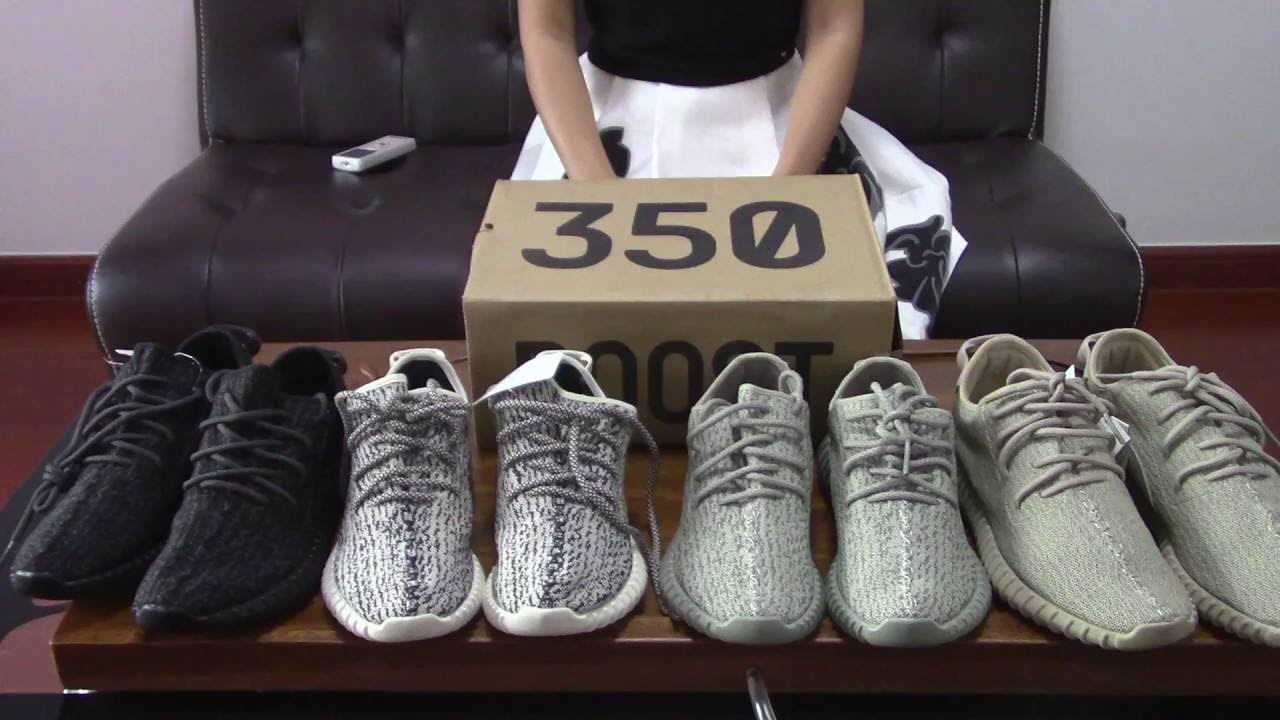 3af516e7fec60 Authentic Yeezy Boost 350 V2 Detailed Review   Vs Original Yeezy Boost 350