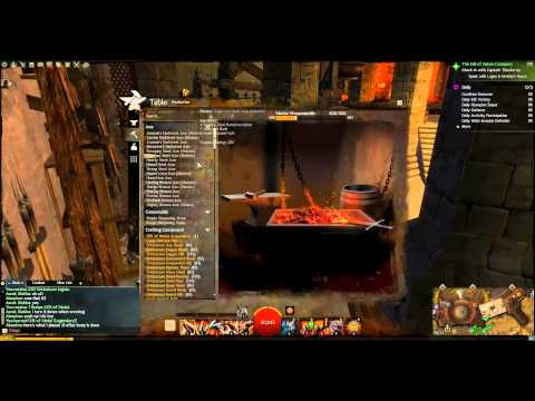 Gw2 Gift Of Metal MP3 Video MP4 & 3GP Download - Backlight