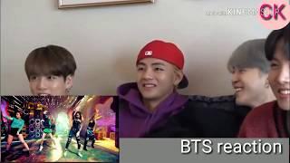 Download lagu BTS reaction to BLACKPINK '붐바야'(BOOMBAYAH) M/V