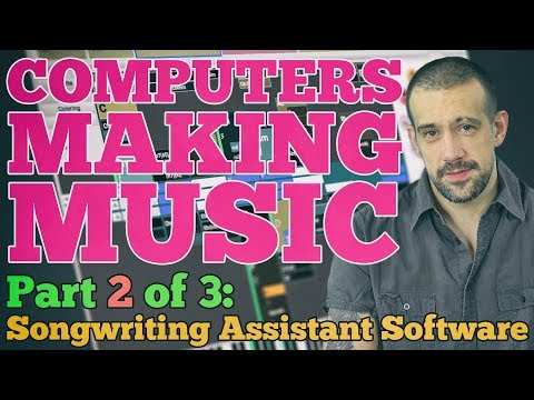 Computers Making Music Pt. II - 10 Melody Assistants