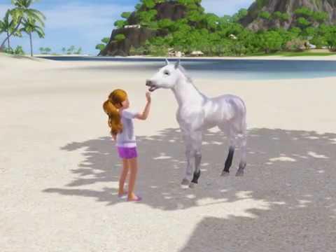знакомство человека и лошади