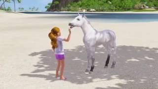 История человека и лошади*Sims 3 pets