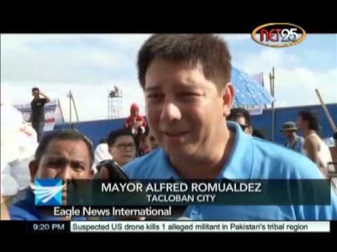 International Aid for Humanity gives Relief and Joy to Typhoon Yolanda victims