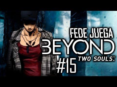 Beyond Two Souls Pt 15 (Traición a la CIA)