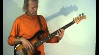 Status Quo - Pictures Of Matchstick Men - Bass Cover