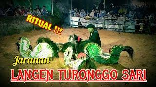 Opening & Ritual Jaran Kepang LANGEN TURONGGO SARI