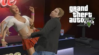 Tracey Trying to Be on TV - Fame or Shame Mission GTA 5