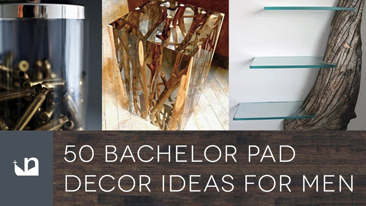 50 Bachelor Pad Decor Design Ideas For Men – Cool Objects Of Curiosity forecast