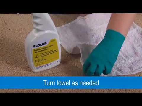 Revitalize Biological Spotter and Odor Eliminator Demo Video