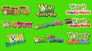 Yoshi- All Trailers (1995-2019)