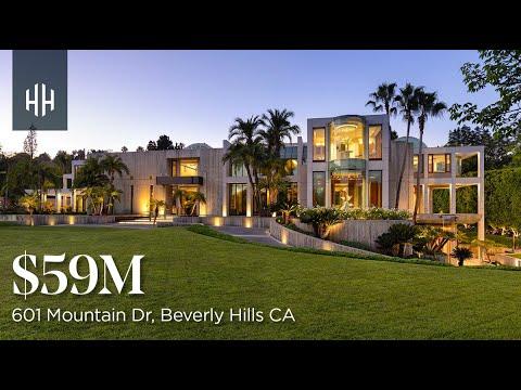 The Glazer Estate | $69.5 Million | Beverly Hills