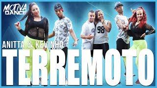 Baixar Terremoto - Anitta & Kevinho | Motiva Dance (Coreografia)