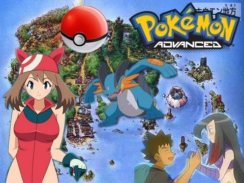 pokemon region review hoenn youtube
