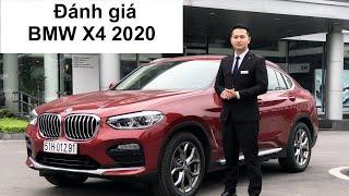 Đánh giá BMW X4 2019 All New - Giá xe BMW X4 2019 - Hotline BMW: 0902828386