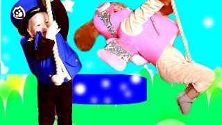 Щенячий патруль 2017 СМОТРЕТЬ ЩЕНКИ СПАСАЮТ Рокки Мультик ЩЕНЯЧИЙ ПАТРУЛЬ на русском Новые серии