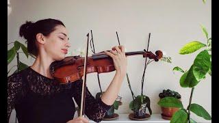 Piazzolla, Tango Etude 3 - Violin // Ceren Turkmenoglu
