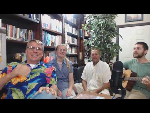 Dr. Kent Hovind 9-13-17 Gen. 7 The Flood, what causes earthquakes?