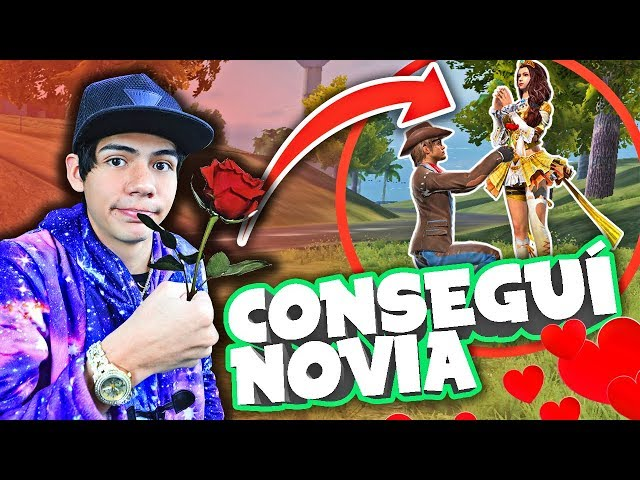¡CONSIGO NOVIA en Free Fire! - [ANTRAX] ☣