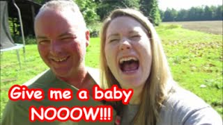 VLOG: Give me a baby NOOOOW!