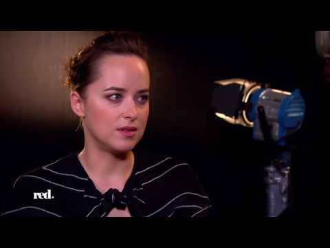 Fifty Shades Darker Interview with Dakota Johnson for Red TV